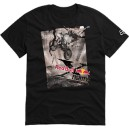 T-SHIRT FOX RED BULL X-FIGHTERS POSTERIZED TOUR NOIR 2012