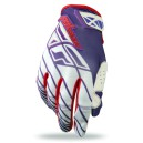 GANTS FLY RACING KINETIC ROUGE/JAUNE 2014