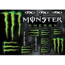PLANCHE STICKERS FACTORY EFFEX MONSTER ENERGY