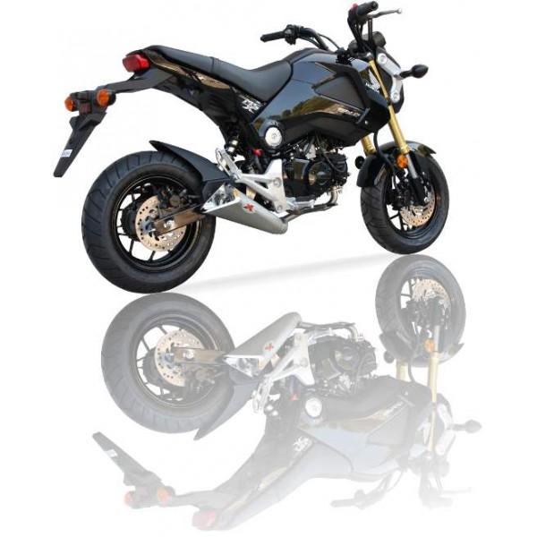 chappement ixil xtrem honda msx 125 planet pocket topaz motorcycles valence. Black Bedroom Furniture Sets. Home Design Ideas