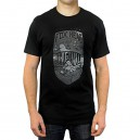 TEE SHIRT FOX RACING INSTANT NOIR