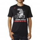 TEE SHIRT FOX RACING BEAR REPUBLIC
