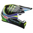 CASQUE BELL MX-9 PRO CIRCUIT MONSTER REPLICA