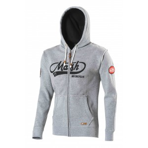 SWEAT ZIPPÉ MASH VON DUTCH HOMME