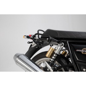 SUPPORT SACOCHE LATÉRALE GAUCHE SW-MOTECH ROYAL ENFIELD TWIN 650